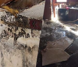 Water Damage Restoration In Kanas City Often Creates Mold Which Can Cause The Need For Kansas City Mold Testing, Kansas City Mold Removal, Kansas City Mold Remediation Are Kade Cleaning System's Premier Services