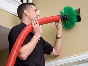 Kansas City Mold Removal Can Require Air Duct Cleaning