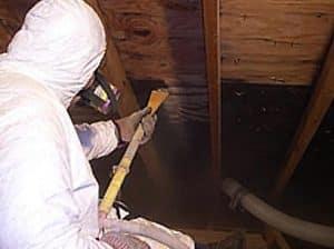 Kansas City Mold Removal Often Involves Media Blasting Which Is Also Called Soda Blasting