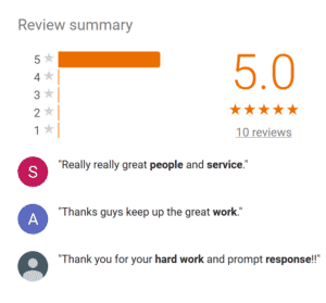 Water Damage Expert Reviews
