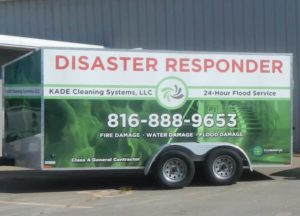 Blue Springs Missouri Water Damage Remediation Company
