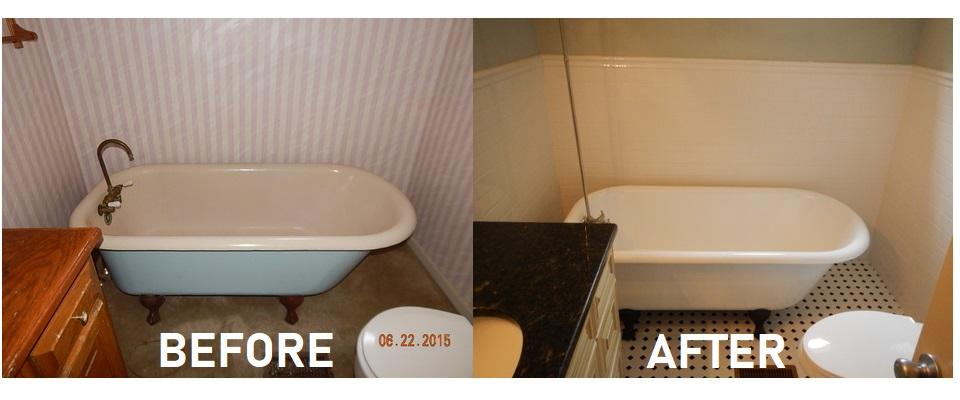 water damage restoration public bathroom