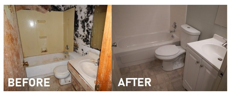 water-damaged-bathroom-restored