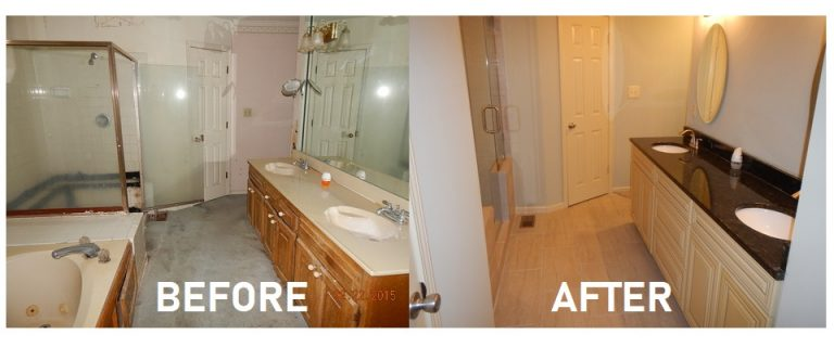 water-damaged-master-bath-restored